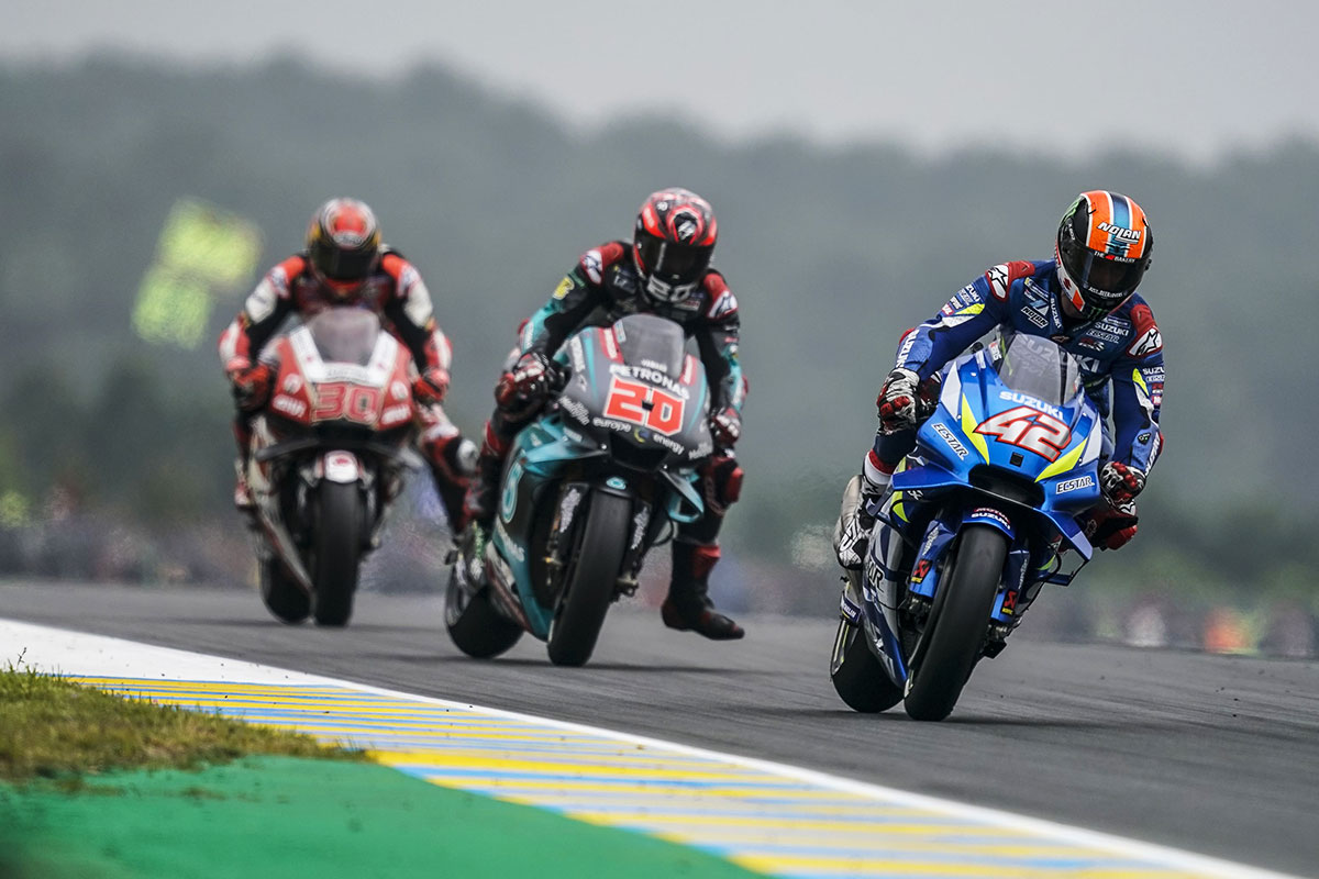 Le Mans the latest MotoGP round to be postponed