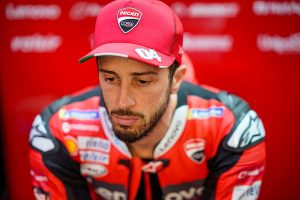 Dovizioso undergoes surgery on broken collarbone