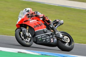 DesmoSport maintains official Ducati Australia backing