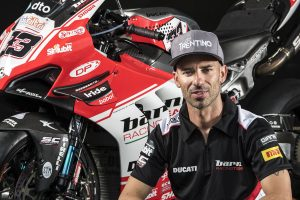 Returning Melandri named Camier replacement at Barni Racing