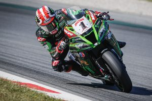 WorldSBK champion Rea quickest overall in Catalunya test