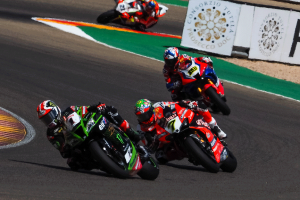 Rea back on the top step at MotorLand Aragon WorldSBK