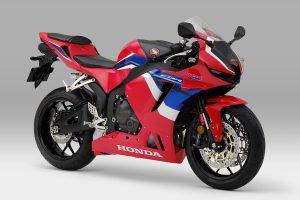 Detailed: 2021 Honda CBR600RR