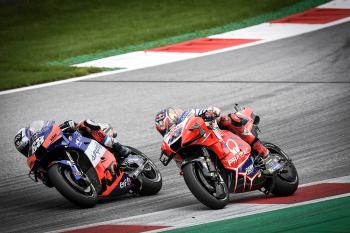 Jack Miller and Miguel Oliveira, Red Bull Ring Pt 2