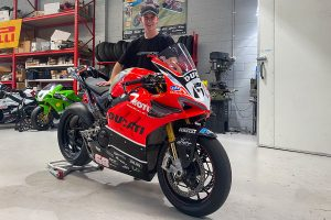 DesmoSport Ducati to provide Oli Bayliss Superbike opportunity