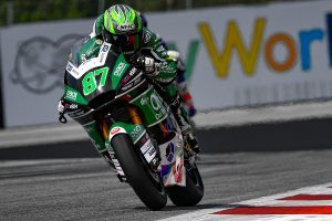 Disappointment for Gardner in crash from Moto2 pole