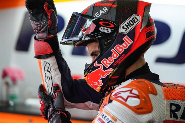 Second surgery for Marquez to replace damaged plate