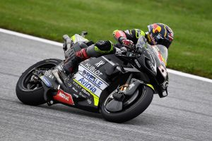 Pit-lane start the penalty of Zarco for Austrian GP incident
